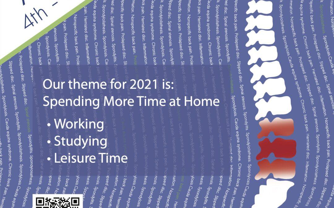 BackCare Awareness Week 2021